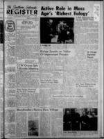 Southern Colorado Register August 25, 1961