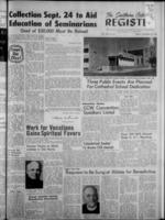 Southern Colorado Register September 22, 1961