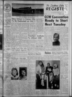 Southern Colorado Register September 29, 1961