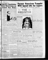 National Catholic Register January 15, 1956