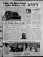 Southern Colorado Register October 27, 1961