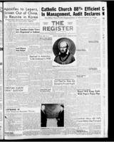 National Catholic Register January 29, 1956