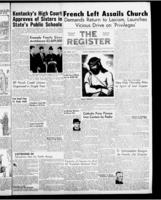 National Catholic Register February 19, 1956