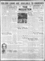 The Register August 9, 1936