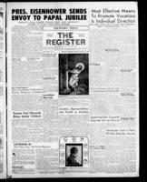 National Catholic Register March 11, 1956