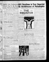 National Catholic Register March 25, 1956