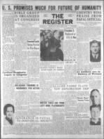 The Register October 18, 1936