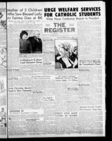 National Catholic Register April 15, 1956