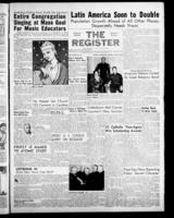 National Catholic Register May 6, 1956
