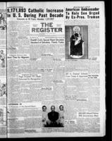 National Catholic Register May 27, 1956