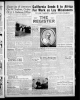 National Catholic Register July 15, 1956
