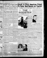 National Catholic Register July 29, 1956