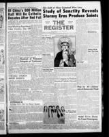 National Catholic Register August 26, 1956