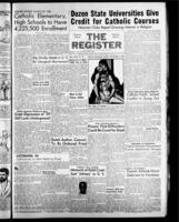 National Catholic Register September 9, 1956