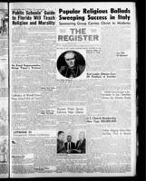 National Catholic Register September 16, 1956