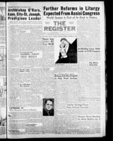 National Catholic Register September 23, 1956