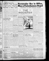 National Catholic Register September 30, 1956