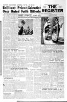 National Catholic Register July 23, 1959