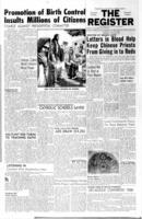 National Catholic Register July 30, 1959