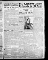 National Catholic Register October 14, 1956