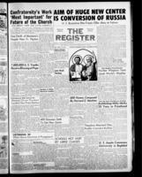 National Catholic Register October 28, 1956