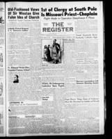National Catholic Register November 11, 1956