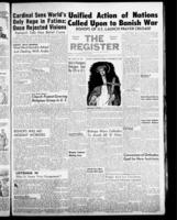 National Catholic Register November 25, 1956