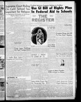 National Catholic Register December 16, 1956