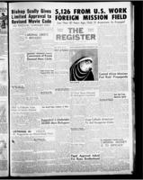 National Catholic Register December 23, 1956