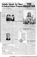 National Catholic Register August 13, 1959