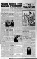 National Catholic Register August 20, 1959