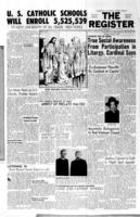 National Catholic Register August 27, 1959