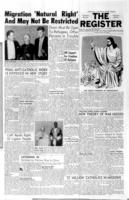 National Catholic Register October 29, 1959