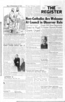 National Catholic Register November 5, 1959