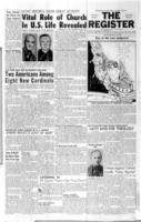 National Catholic Register November 19, 1959
