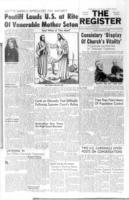 National Catholic Register December 24, 1959