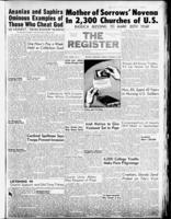 National Catholic Register January 6, 1957