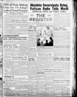 National Catholic Register January 13, 1957
