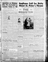 National Catholic Register January 20, 1957