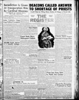 National Catholic Register January 27, 1957
