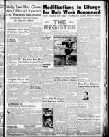 National Catholic Register February 24, 1957