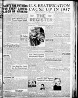 National Catholic Register March 3, 1957