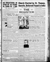 National Catholic Register March 17, 1957