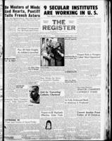 National Catholic Register April 7, 1957