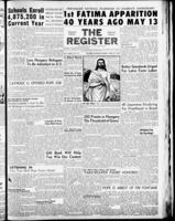 National Catholic Register April 21, 1957