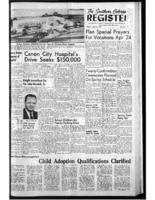 Southern Colorado Register April 22, 1966