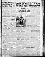 National Catholic Register May 5, 1957