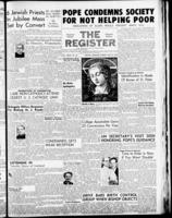 National Catholic Register May 12, 1957