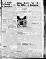 National Catholic Register June 9, 1957