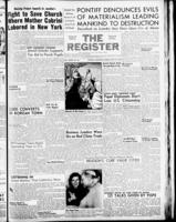 National Catholic Register July 21, 1957